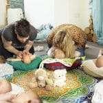 Baby Massage 10
