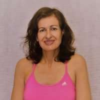 PIlates teacher Maria Grahham