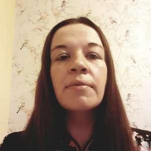 Reiki therapist Vicky Banks
