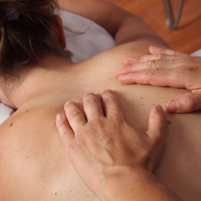 receive a massage