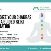 reiki guided meditation session