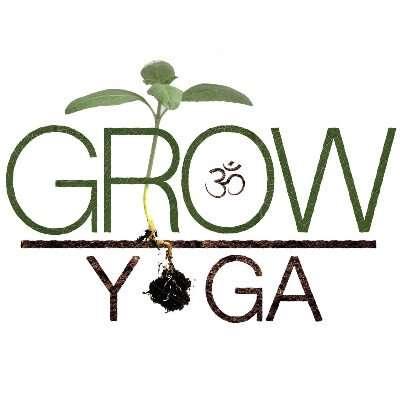 Grow Yoga saturday morning yoga class