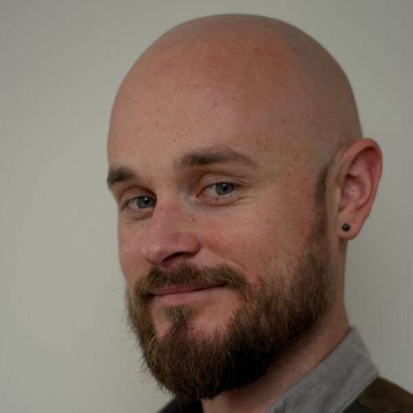 Jonny Woodall is a medical herbalist at the Sheffield Wellness Centre