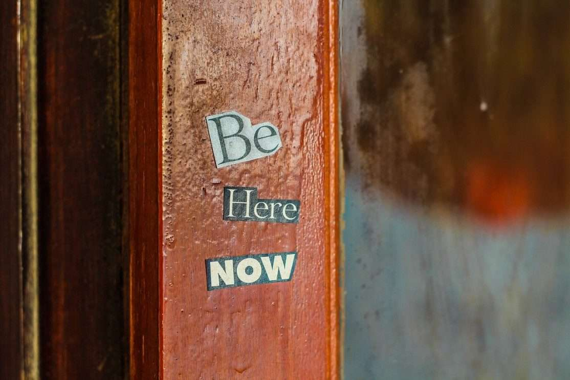 Be more present through mindfulness