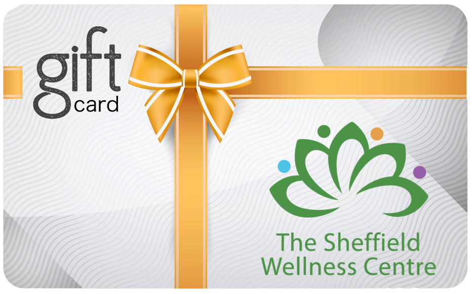 Buy a gift card for a massage at the Sheffield Wellness Centre