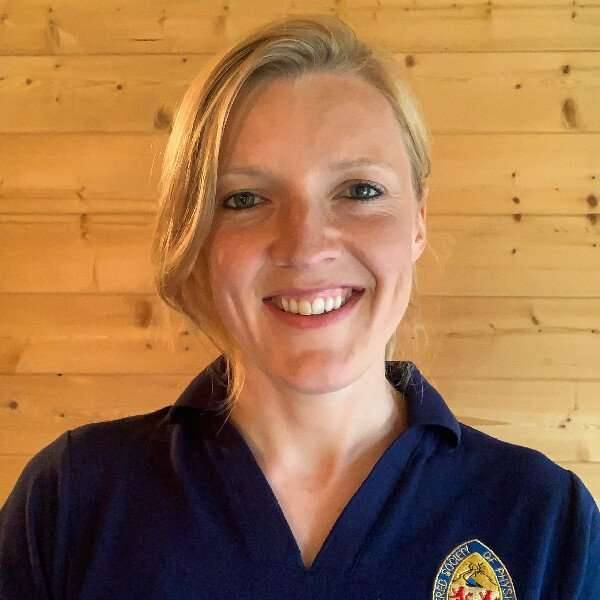 Katie Boyes is a physiotherapist